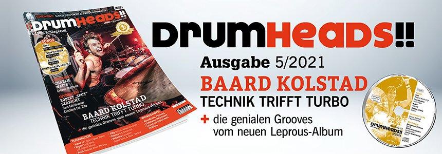 Drumheads Ausgabe 05/21