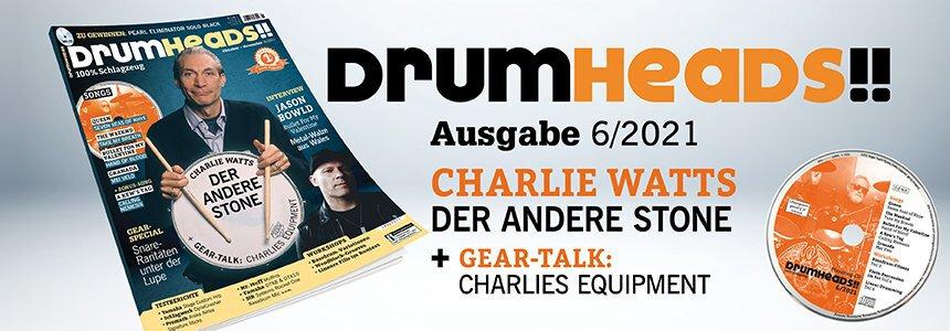 Drumheads Ausgabe 06/21