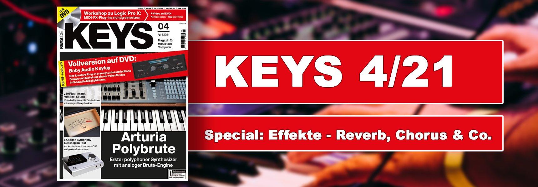 KEYS Ausgabe 2/2021