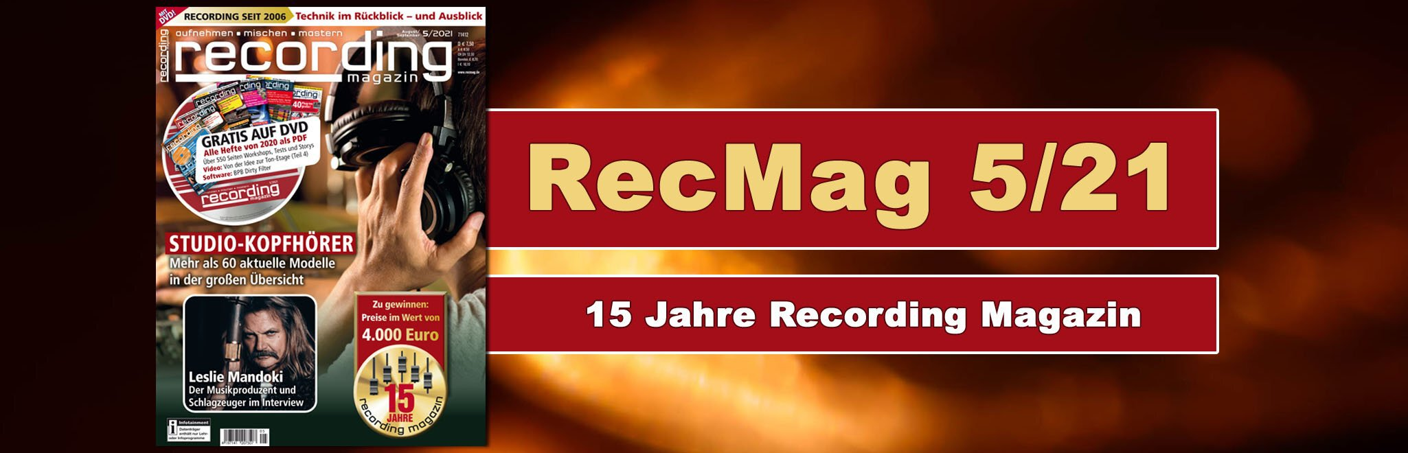 Recording Magazin 5/21