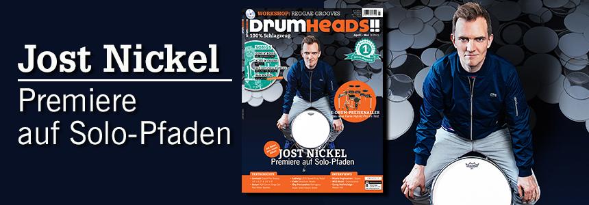 Drumheads Ausgabe 03/21