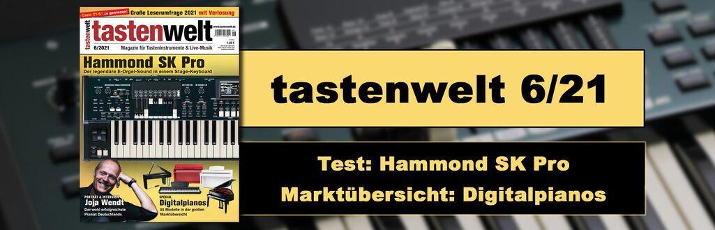 Tastenwelt Ausgabe 6/2021