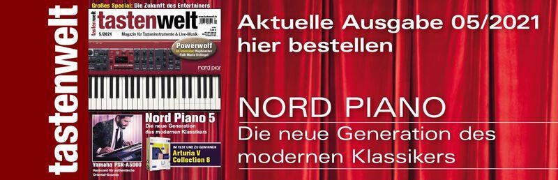 tastenwelt Ausgabe 5/21